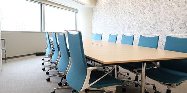 会議室(日本丸)